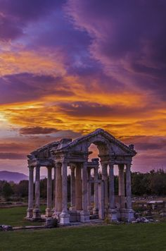 Aphrodisias Turkey by Onur Vardar