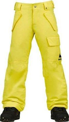 Burton Cyclops Insulated Pants