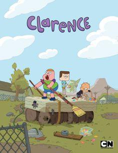 Clarence: Ending; No Season Four for Cartoon Network TV Series