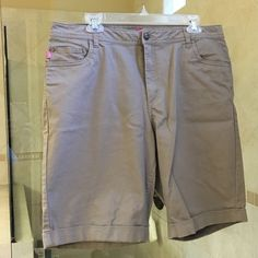 Woman Within shorts Size 16. Worn once. Woman Within Shorts