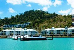Marina in Australia - Boathouse Apartments by Outrigger