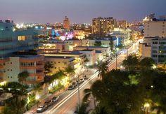 ¡Descubra la ciudad! Encuentre en los hoteles en la calle Ocean Drive, Miami su alojamiento ideal en South Beach Miami. #OceanDrive #Miami