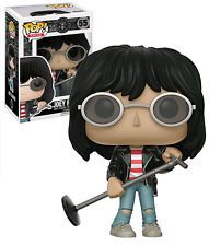 Funko POP! Rocks Hey Ho Let's Go! #55 Joey Ramone (The Ramones). New, Mint. #FunkoPop #JoeyRamone #TheRamones #Collectibles