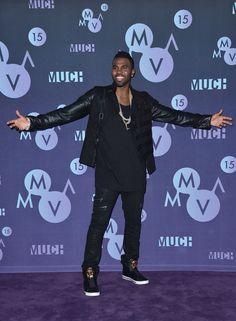 Jason Derulo bei den Much Music Video Awards