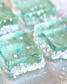 It's officially my holiday goal to make these! Champagne Jello Squares . Go to 1finecookie.com for the recipe by a.g.photo