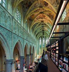 Les 22 librairies les plus belles au monde
