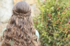 Celtic Knot |St Patrick's Day Hairstyles and more Hairstyles from CuteGirlsHairstyles.com