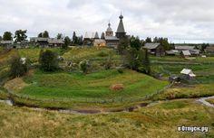 Нёнокский храмовый ансамбль