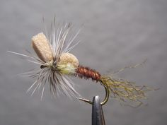 Instructions for Fly Tying the Pale Morning Dun PMD