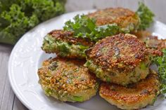 Try our tasty leek & quinoa patties for a healthy dinner!