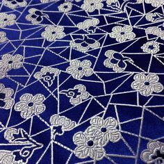 #new #blue #and #white #porcelain #color #match #pattern #from #examples #of #chinese #ornament #traditional #brocade #hangzhou #杭州 #青花瓷 #蓝 #白 #配色 #新