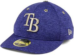 New Era Tampa Bay Rays 2017 All Star Game Patch Low Profile 59FIFTY Fitted Cap