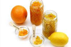 ㆍ Lemon Peel & Orange Peel Orange Peel, You Are My Sunshine, Sweet Desserts, Lemon, Fresh, Easy, Recipes, Korean, Food