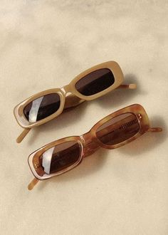 Cream Aesthetic, Brown Aesthetic, Cute Jewelry, Jewelry Accessories, Fashion Accessories, Jewelry Shop, Fashion Bags, Lunette Style, Cute Glasses
