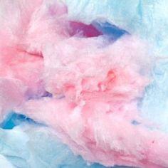 sweet like cotton candy :)