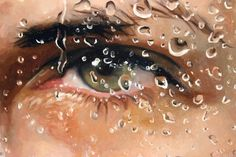 Painting by Alyssa Monks.