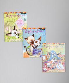 This Skippyjon Jones Sticker Book Set by Skippyjon Jones is perfect! #zulilyfinds