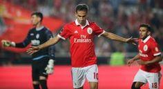 Benfica - Feirense, I Liga de futebol