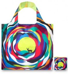 Psychedelic Tote Bag by Steven Wilson
