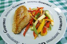 Cardápio da Semana: Confira a receita de Frango com Legumes em Tiras!