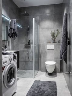 latest bathroom decor ideas that match with your home design 13 Modern Bathroom Design, Contemporary Bathrooms, Bathroom Interior Design, Interior Design Living Room, Contemporary Decor, Latest Bathroom Designs, Bad Inspiration, Bathroom Inspiration, Small Bathroom