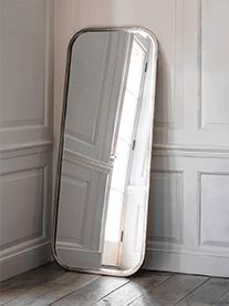 NEW Burnished Silver Full Length Mirror - Full Length Mirrors - Free Standing - Mirrors bedroom mirror Burnished Silver Full Length Mirror House Styles, Mirrors Uk, Hanging Chair Outdoor, Mirrors For Sale, Floor Mirror, Rattan Shades, Light And Space, Blue Rooms, Full Length Mirror