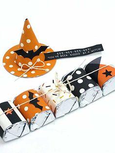 Halloween paper crafts and treats! #lisabearnson #AnthologyDIY