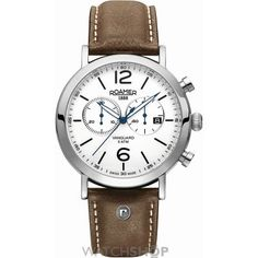 Men's Roamer Vanguard Chronograph Watch
