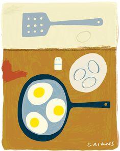 Brian Cairns - Eggs