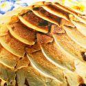 Tortilla Alaska flambeada