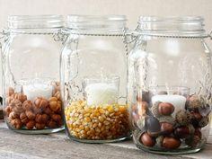 14 Mason Jar Crafts for Fall