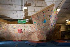 35+ ft. Climbing Walls