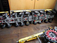 Liebherr LTM 11200 | DoubleBrick: Российское сообщество энтузиастов LEGO! Lego Ambulance, Lego Crane, Lego Truck, Crane Design, Lego Mindstorms, Lego Vehicles, Lego Projects, Lego Instructions, Train Layouts