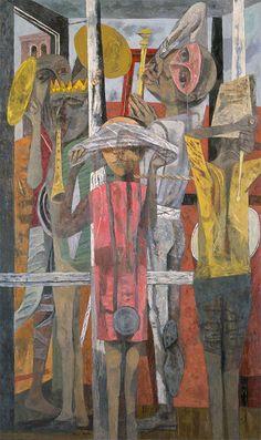 Expresionismo Abstracto en el Museo Guggenheim Bilbao: http://www.guiarte.com/noticias/expresionismo-abstracto-guggenheim-bilbao.html