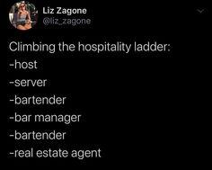 🤣🤣 or restaurant manager . . . . . #serverlife #servermemes #serverproblems #iserv #iserverlife #lifeofaserver #lifeasaserver #servers #waiter #waitress #bartender #cook #manager #host #busser #restaurant #servervent #funny #haha #lol #lmao #love #hate #followme #memes #happy #friday Server Memes, Server Humor, Server Problems, Restaurant Manager, Server Life, Bartender, Happy Friday, Haha, Management