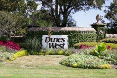 Charleston wedding at Dunes West Golf Club via Grace Hill Photography
