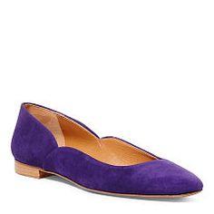 Nala Suede Flat - Polo Ralph Lauren All Shoes - RalphLauren.com