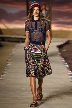 Tommy Hilfiger Spring 2016 Ready-to-Wear Collection Photos - Vogue