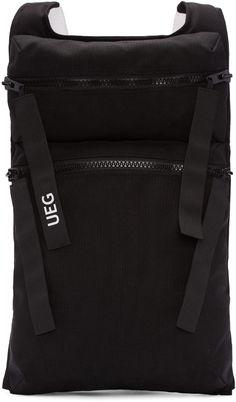 65696a54e322 UEG Black Machine Backpack.  ueg  bags  lining  nylon  backpacks