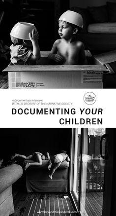 documentary photography, documenting childhood