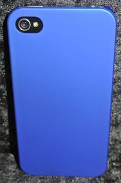 Matte Hard Plastic Case for Apple iPhone 4