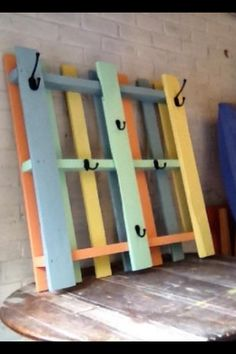 Up-cycled pallet