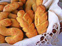 Emoção às Colheradas: Biscoitos de Azeite