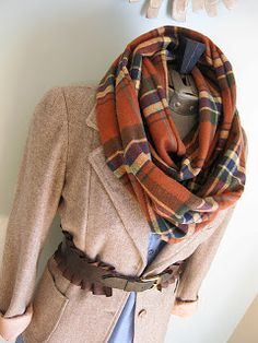 To Infinity and Beyond {Infinity Scarf DIY} - live. laugh. rowe