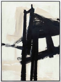Large Size Oil Painting Franz kline light mechanic Wall Art Canvas Paintings Pictures for Living Room and Bedroom No Frames Franz Kline, Action Painting, Oil Painting Abstract, Watercolor Artists, Painting Lessons, Painting Art, Watercolor Painting, Jackson Pollock, Mark Rothko