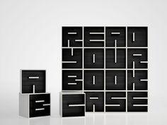 33 Creative Bookshelf Designs