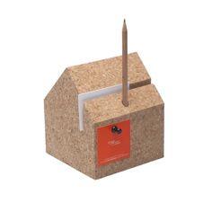 Amorim Korko Selection | Dr House Desk Memo | Designer Desk Accessory | www.homearama.co.uk | #Amorim #Desk #DeskAccessory #Office #Memo #Cork
