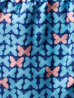 Ensemble #robe et #legging #papillons - Collection printemps été 2014 - www.vertbaudet.fr