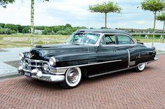 1952 Cadillac Series Sixty Special Sedan