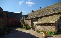 The Swallow Barn, Dukes Farm, Craswall, Hereford, Herefordshire, Self Catering England.